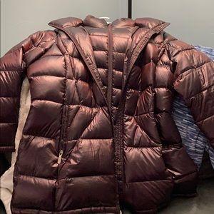 Jackets & Blazers - Calvin Klein puffer coat